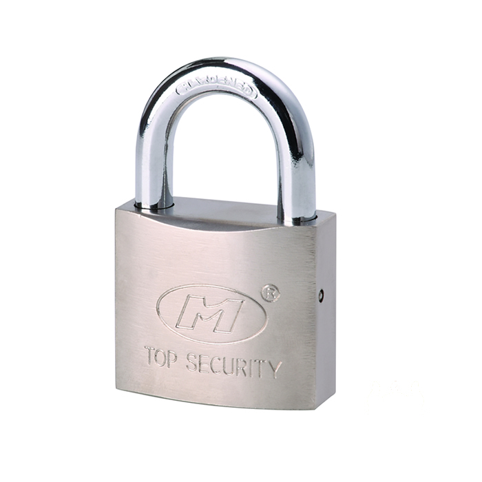 Minghuan Nickle Plated Padlock