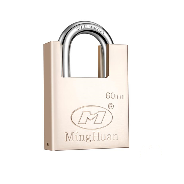 Minghuan Half-Beam Skipped Shackle Atom Padlock