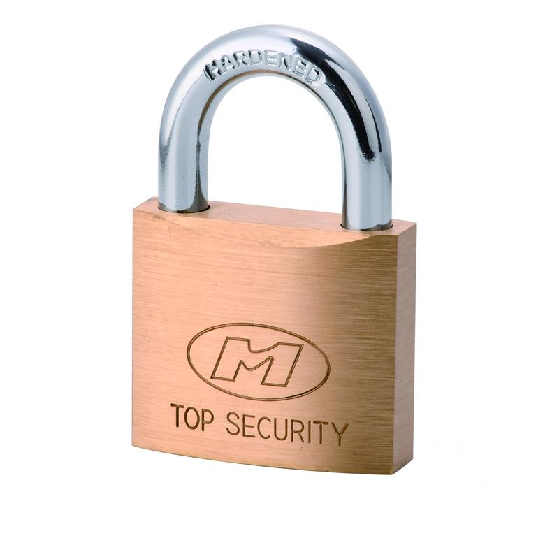 明环铜挂锁