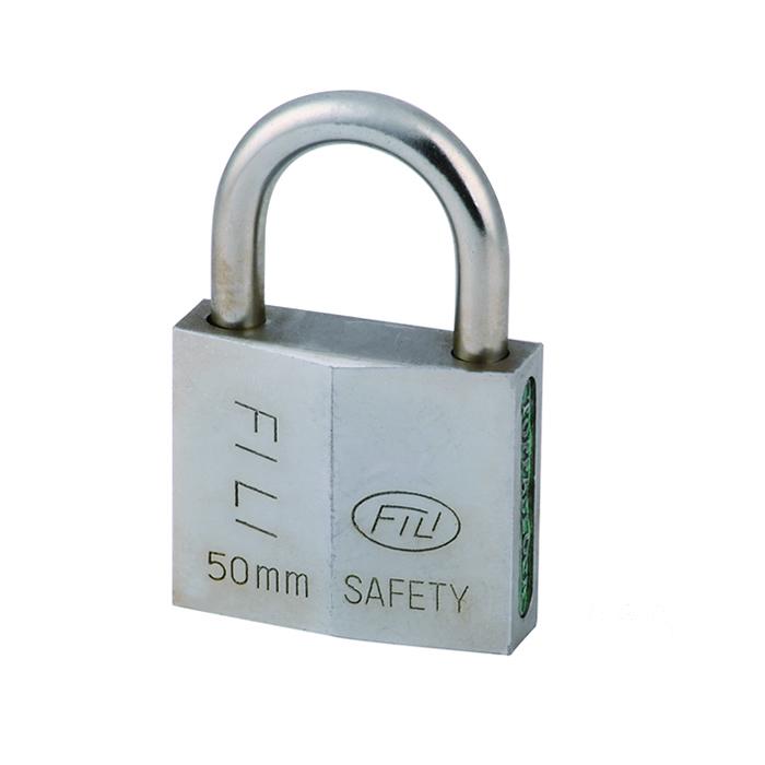 菱形电镀锁