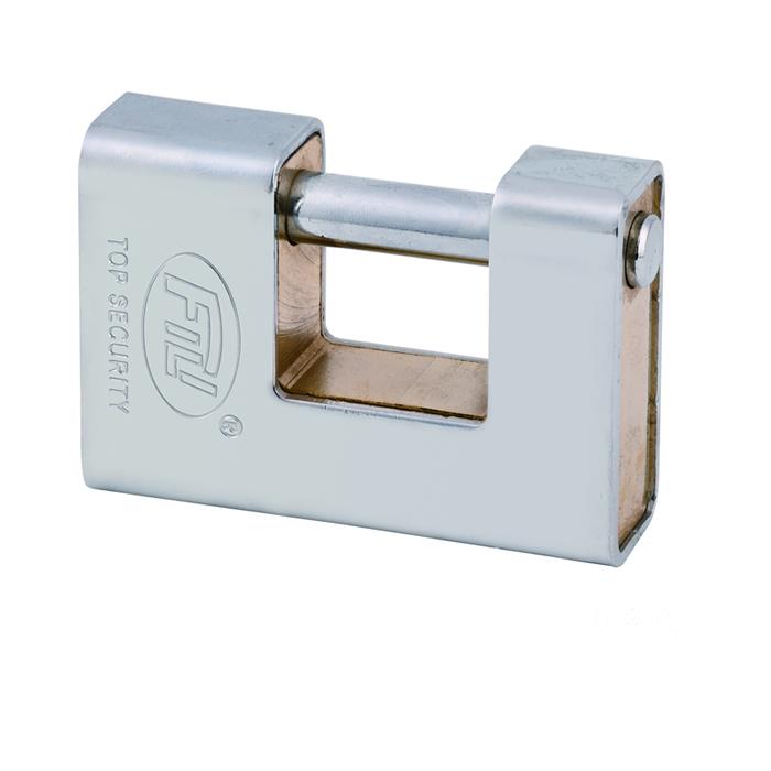 套壳半包矩形锁